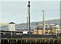 J3474 : The City Quays car park site, Belfast - October 2017(2) by Albert Bridge