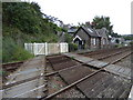 SD4077 : Level crossing - Grange-over-Sands by Chris Allen