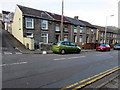 SS9991 : On-street parking, Tylacelyn Road, Penygraig by Jaggery