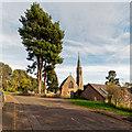 NH7055 : Avoch Parish Church by valenta