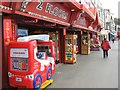 TA0488 : Amusement arcade by Jonathan Wilkins