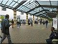 SJ7696 : Trafford Centre Bus Station by Gerald England