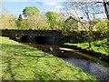 SD8240 : Barley Bridge crosses Barley Water by Steve Daniels