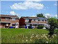 SJ8948 : Housing in Monsal Grove, Northwood, Stoke-on-Trent by Roger  Kidd