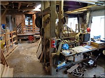 SD8789 : Gayle Mill - Woodworking Area by Ashley Dace