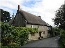 ST5707 : The Old Post House, Melbury Osmond by Jonathan Thacker