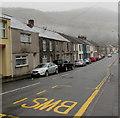 SS9398 : West along Dunraven Street, Treherbert by Jaggery