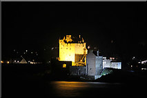 NG8825 : Eilean Donan Castle by Richard Croft