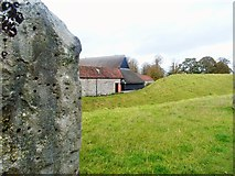 SU1070 : Avebury National Trust by norman griffin