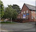 SJ3350 : Former Whittingham Riddell office, Grove Park Road, Wrexham by Jaggery