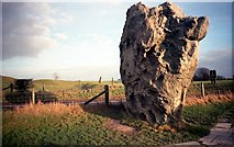 SU1070 : Avebury Circle by norman griffin