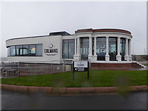 NZ3766 : Colman's Seafood Temple, South Shields by Jeremy Bolwell