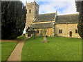 SE4561 : Holy Trinity Church, Little Ouseburn by David Dixon