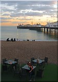 TQ3103 : Palace Pier, Brighton by Simon Carey