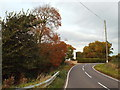 TQ6483 : Conway's Road, near Orsett by Malc McDonald