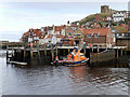 NZ8911 : RNLI Whitby Lifeboat Station by David Dixon