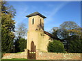 TA1844 : St. Giles' church, Goxhill by Jonathan Thacker
