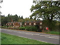 TF6726 : Houses on the A149, Babingley by JThomas