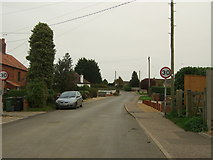 TF6830 : Station Road, Dersingham by JThomas