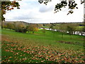 SO9946 : River Avon and the Evesham Golf Course (1) by Jeff Gogarty