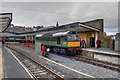 NZ8910 : Preserved Diesel Locomotive at Whitby by David Dixon