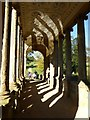 SP6837 : Sunlight on the Palladian Bridge by Philip Halling