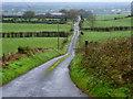 H5565 : Kilcam Road, Radergan : Week 44