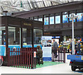 NS5865 : Glasgow Central railway station piano by Thomas Nugent