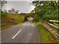 SE8499 : Railway Bridge near Goathland by David Dixon