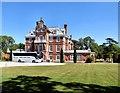SJ0478 : Bodrhyddan Hall by Gerald England