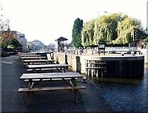 SK7953 : Gastle Gate Vicinity, Newark on Trent, Notts. by David Hallam-Jones