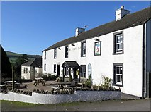 NY2436 : The Snooty Fox, Uldale by Andrew Curtis