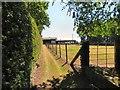SJ0478 : Bodrhyddan Home Farm by Gerald England