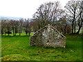 H5384 : Old farm building, Glenmacoffer by Kenneth  Allen