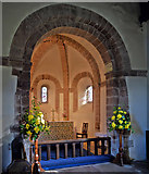 SO4430 : St Mary and St David, Kilpeck by Philip Pankhurst