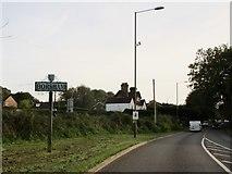 TQ1932 : Entering  Horsham  on  the  B2195 by Martin Dawes