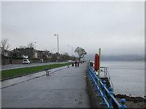 NS2677 : The Esplanade, Greenock by Jonathan Thacker