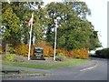 TL1685 : WW II War Memorial by Alex McGregor