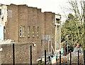 J5081 : Former Bangor Castle leisure centre, Bangor - November 2017(2) by Albert Bridge