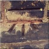 TM0458 : Cut Mark Stowmarket No 6 Finborough Road by Cud05