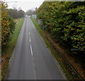 ST0090 : A4119 from Williamstown towards Tonyrefail by Jaggery