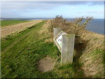 NZ6821 : Site of Huntcliff Roman Signal Station by Oliver Dixon