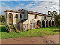 NJ0255 : Blairs Home Farm Cartshed by valenta