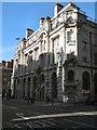 SJ8398 : Lloyds Bank Building by Gerald England