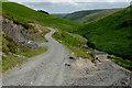 SN7453 : Cwm Doethie Fawr east of Llanddewi-Brefi, Ceredigion by Roger  Kidd