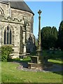 SK2129 : Tutbury War Memorial by Alan Murray-Rust