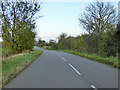 TL2664 : Papworth Road, Graveley by Robin Webster