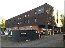 NS5564 : Go Glasgow Urban Hotel by Graham Hogg