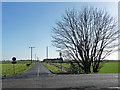 TF2307 : Hundreds Road near Crowland by Stephen Richards