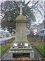 NU0501 : Northumberland Townscape : War Memorial, Rothbury by Richard West